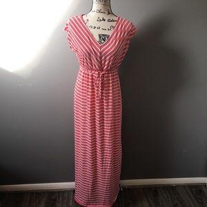 Maxi Motherhood dress